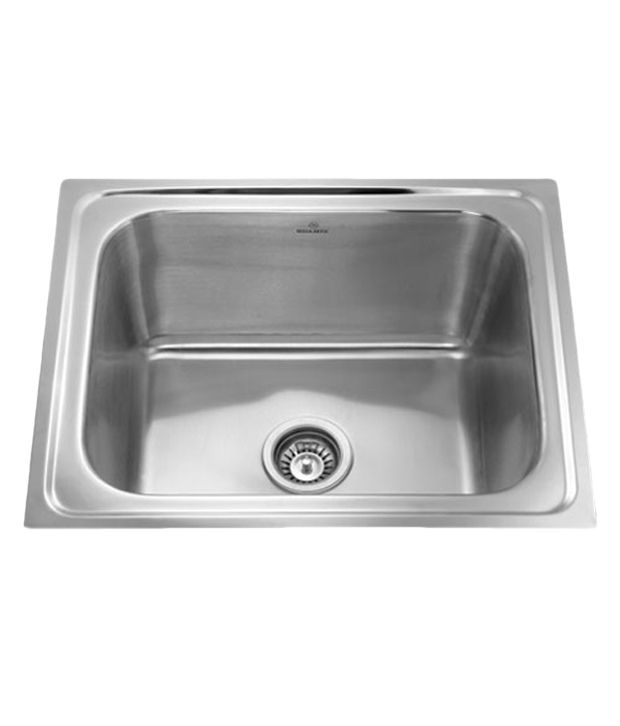 Buy AMC Kitchen Sink (ISI) Online At Low Price In India