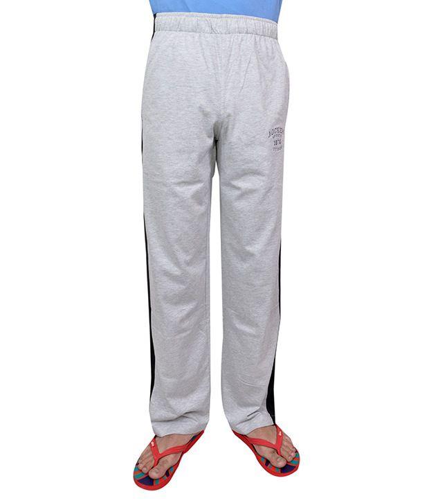 02a360ea4 Jockey Sports Gray Cotton Pyjama - Buy Jockey Sports Gray Cotton Pyjama  Online at Low Price in India - Snapdeal