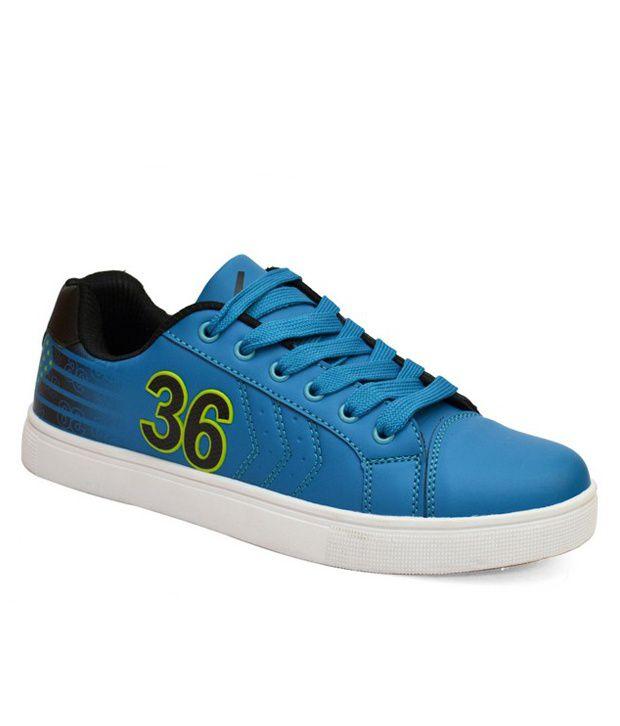 Vostro Voguish Blue Sports Shoes