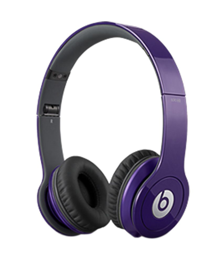 901aae78f19 Beats Solo HD Over Ear Headphones (Purple) With Mic - Buy Beats Solo HD  Over Ear Headphones (Purple) With Mic Online at Best Prices in India on  Snapdeal