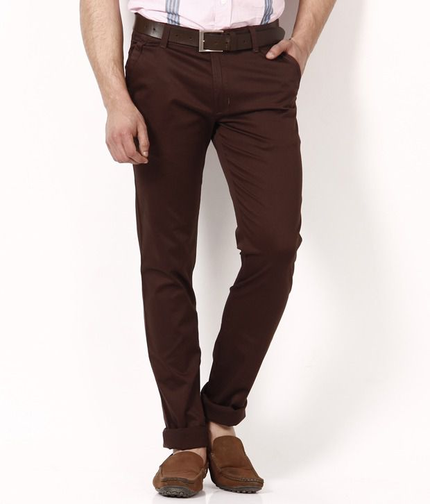 British Terminal Coffee Chinos