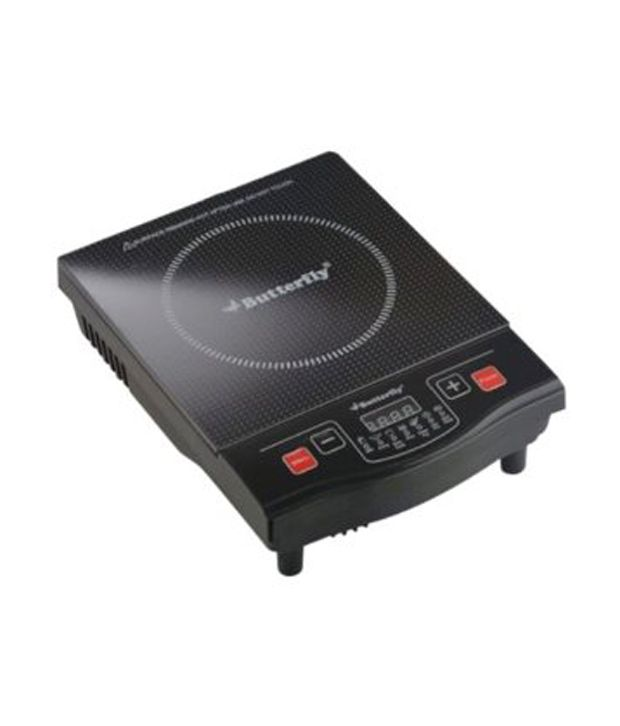 Gas cooktop with induction burner