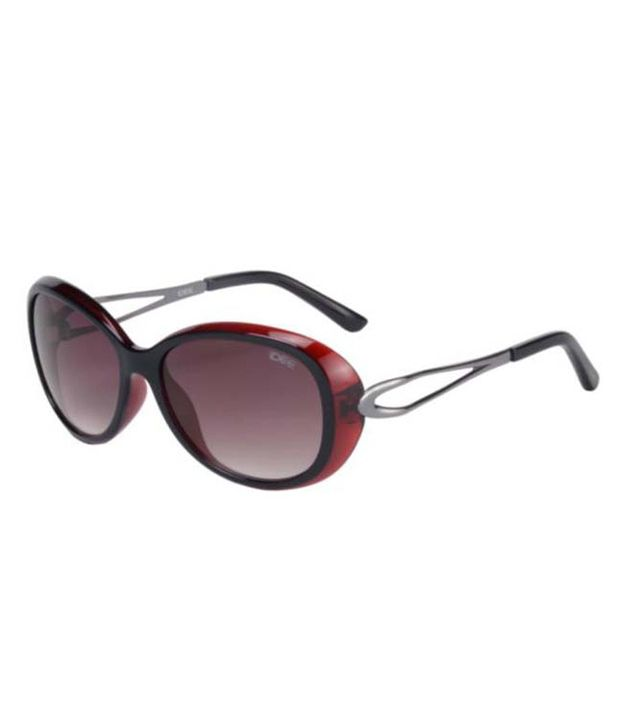 Idee Oval Idee-S1781-C1 Women Sunglasses
