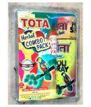 Tota Gulal Herbal And Spray Combo