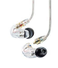 Shure SE215 Sound Isolating In Ear Earphones
