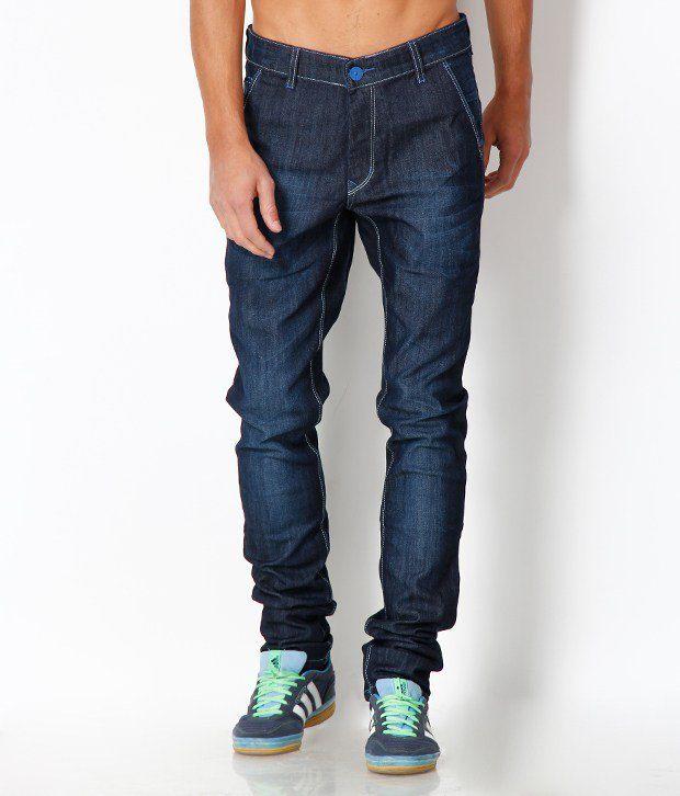 HDI Midnight Blue Regular Fit Jeans