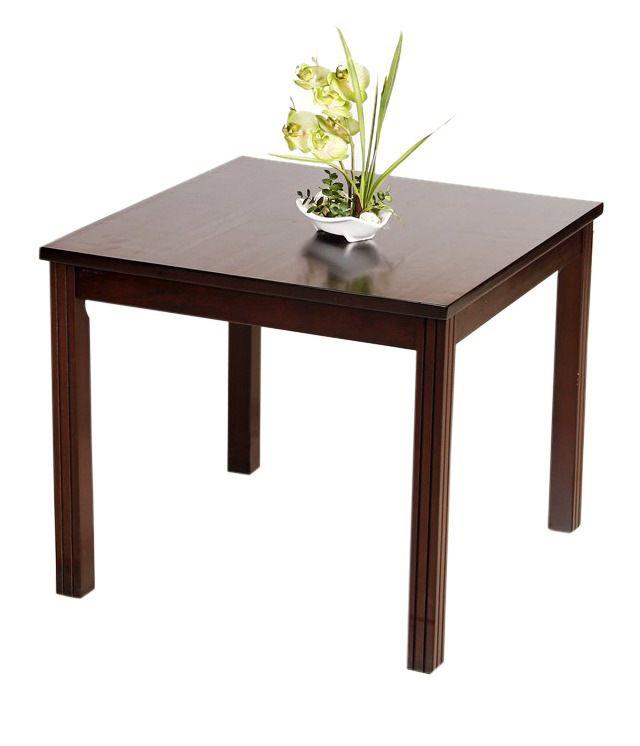 Evok Wenge Sydney Lobby Table