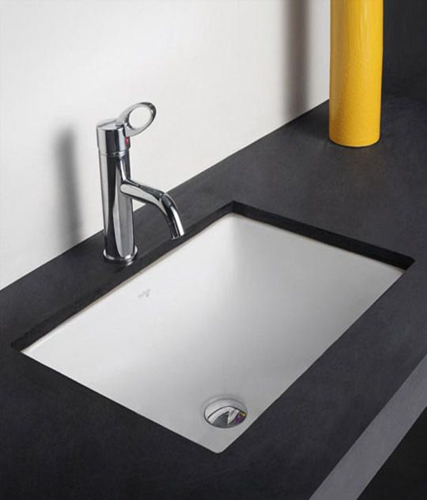 Kitchen Sink Design In India: Buy Hindware Over Counter Wash Basins 10080 Online At Low
