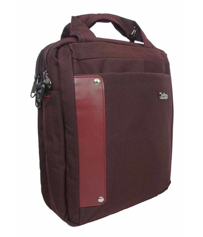 TLC Equinox Vertical Laptop / Tablet 12.1 inch Bag / Case (Purple)