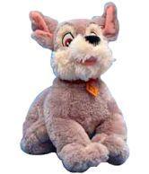 Disney Plush Tramp Soft Toy - 10 Inch