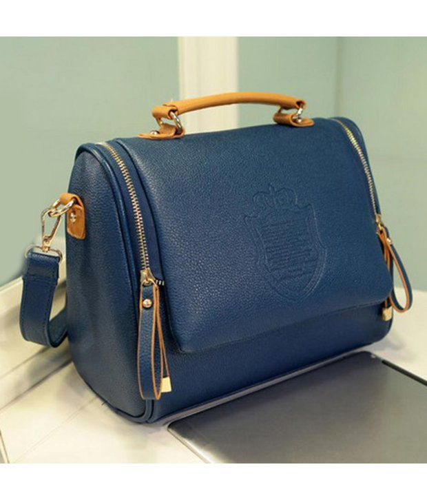 Fashion Street Blue Women - Sling Bags - Buy Fashion Street Blue ...