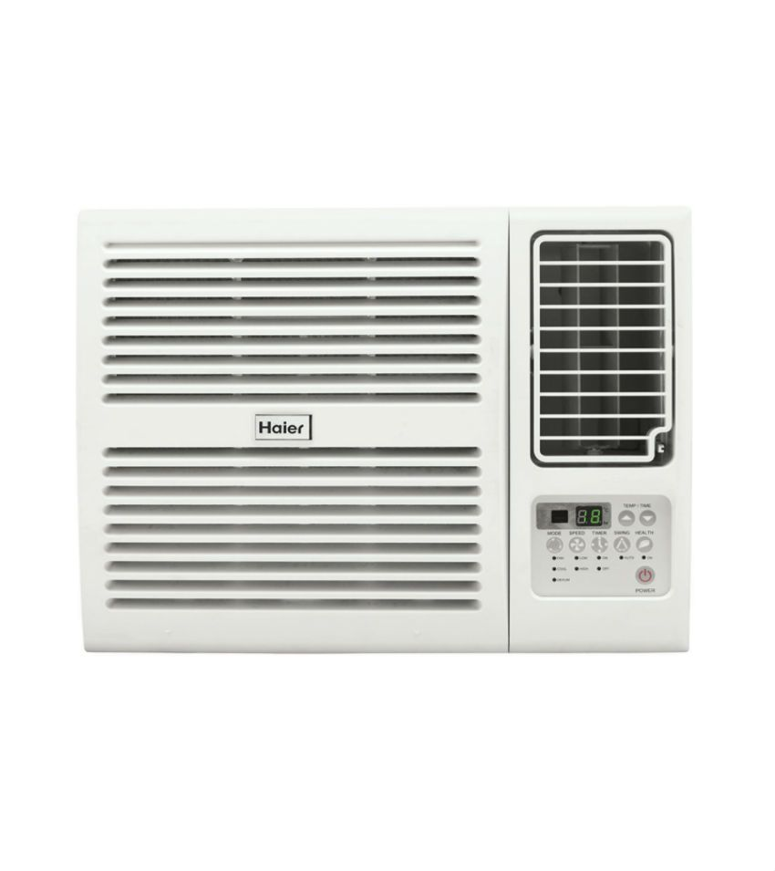 Haier 1 5 ton 3 star hw 18ct3n window air conditioner for 1 ton window a c