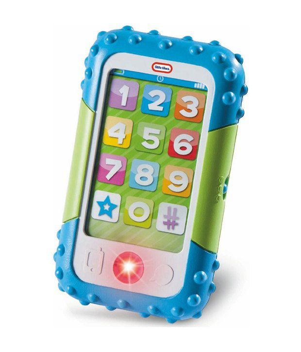 Little Tikes Discover Sounds Smart Phone Baby Toy Buy
