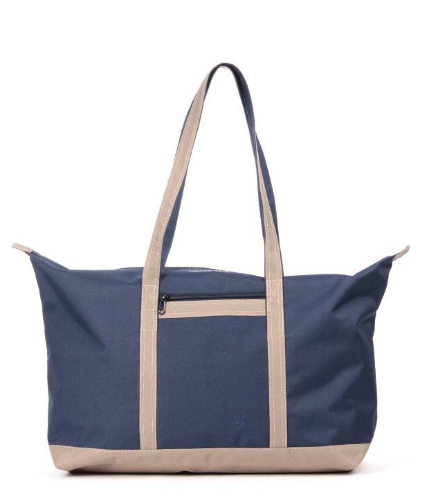 Wallets N Bags M2-Blbg Blue Tote Bag