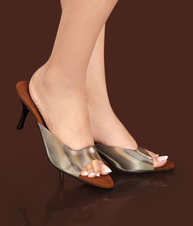 8f02604e8b Catwalk Copper Pencil Heel Sandals Price in India- Buy Catwalk Copper  Pencil Heel Sandals Online at Snapdeal