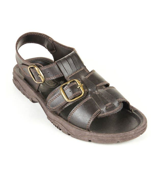 Liberty Coolers Fashionable Brown Sandals
