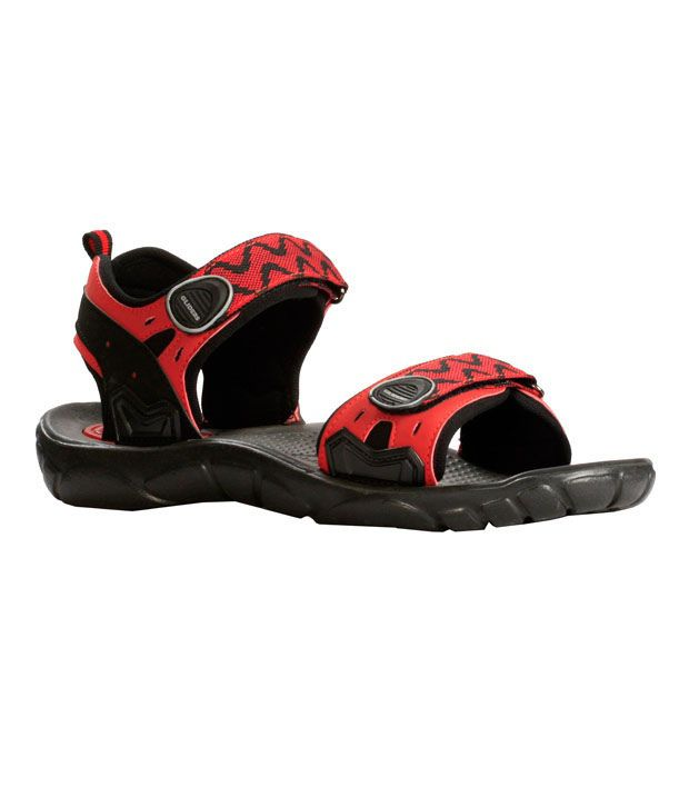 Liberty Gliders Trendy Red Sandals
