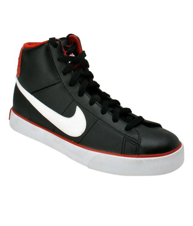 Nike Sweet Classic Black Ankle Length Sneakers