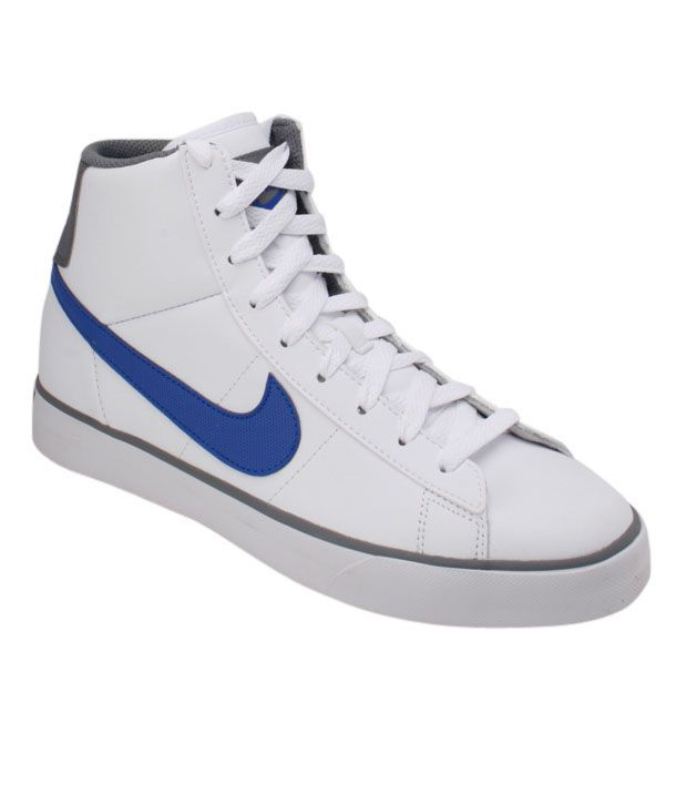 69f9fce3decd0 Nike Sweet Classic White Ankle Length Sneakers - Buy Nike Sweet Classic  White Ankle Length Sneakers Online at Best Prices in India on Snapdeal