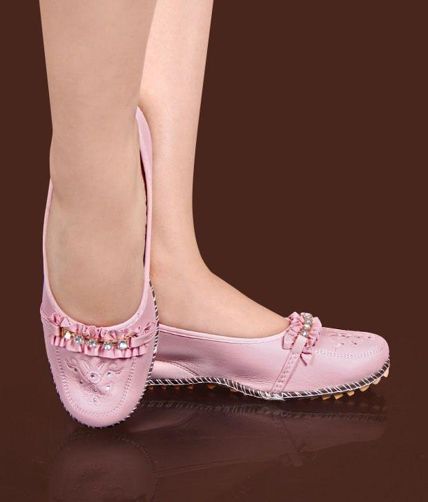 Universal Attractive Pink Ballerinas