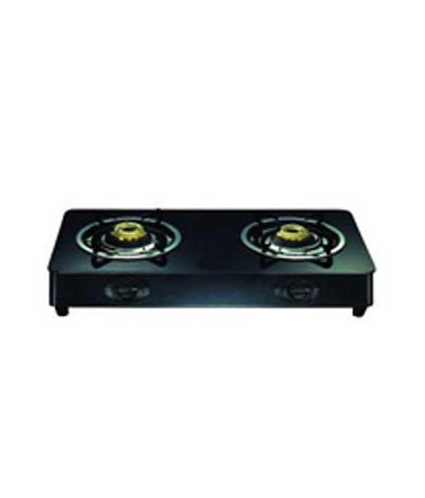 Bajaj 2 Burner-CG-iX2-Glass Gas Cooktop