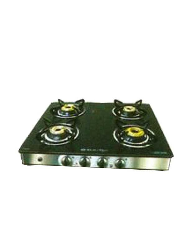 Bajaj Majesty CGX-4B 4 Burner Gas Cooktop