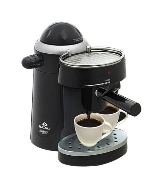 bajaj 6 cups cex 10 coffee maker black price in india buy bajaj 6 rh snapdeal com