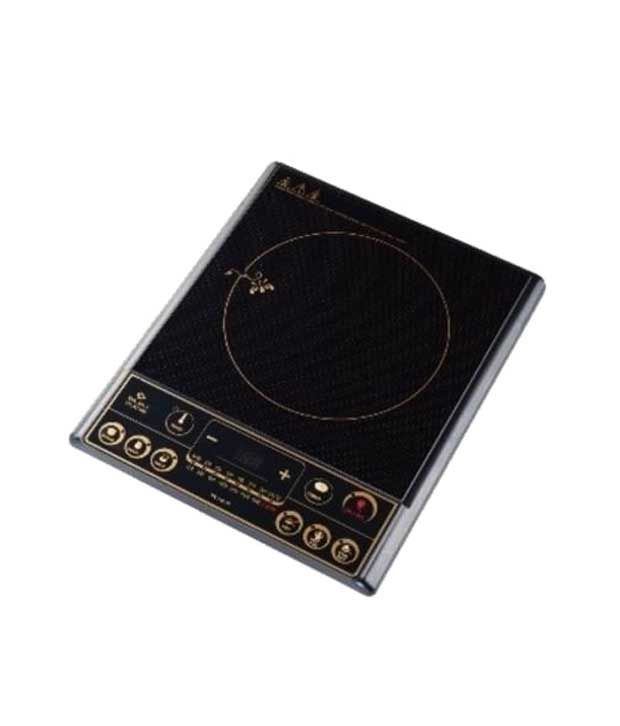 BAJAJ PLATINI PX130 2100 W INDUCTION COOKTOP (BLACK)