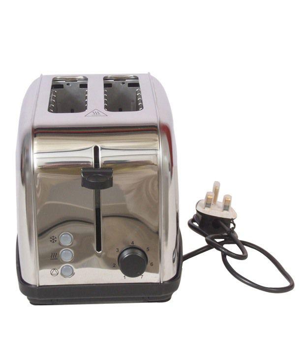 Black & Decker ET222 1050 Watt 2 Slice Pop Up Toaster