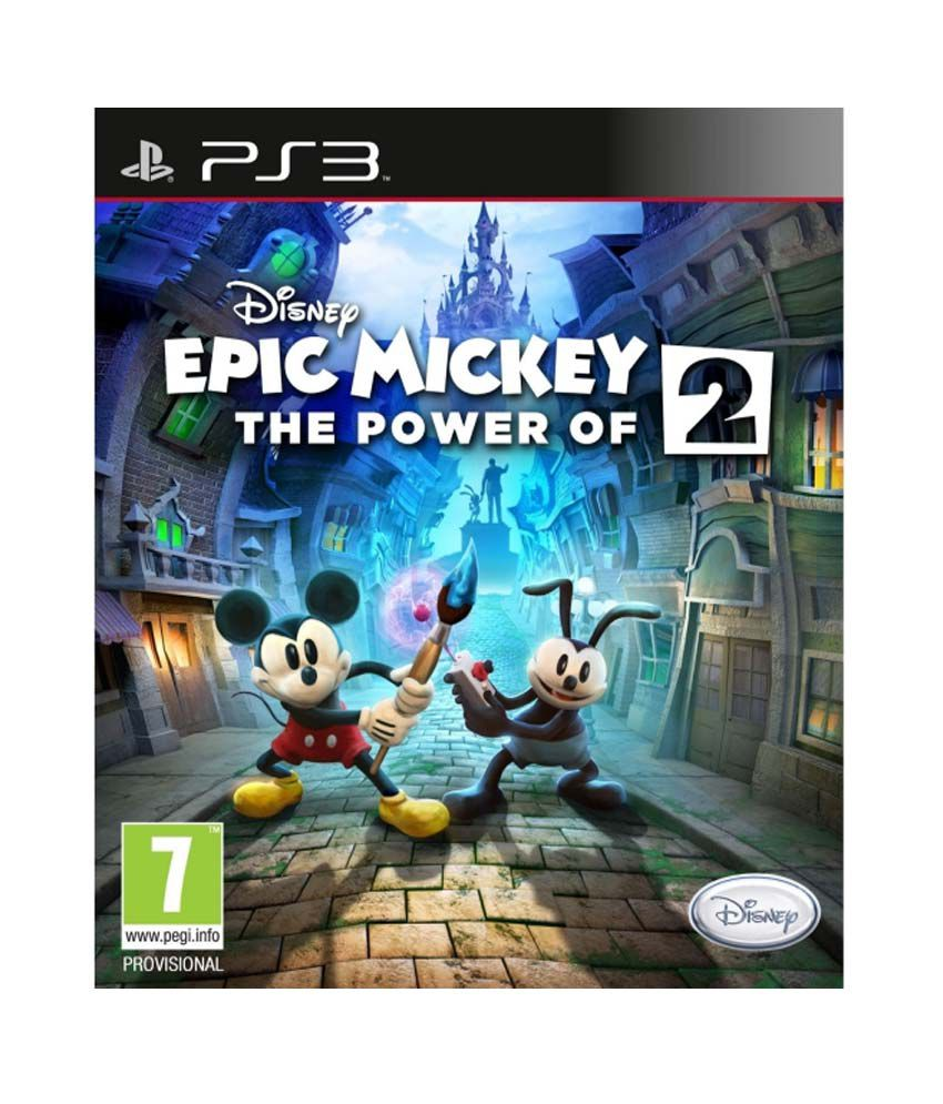 Disney Epic Mickey 2 (Move Compatible) PS3