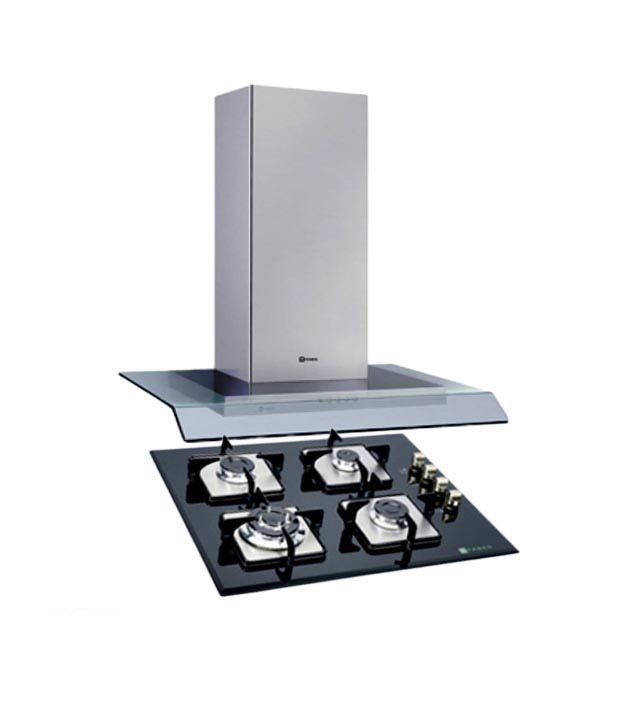 Faber 60cm Arco Energy Chimney Faber Hob Gb 465 Ssp
