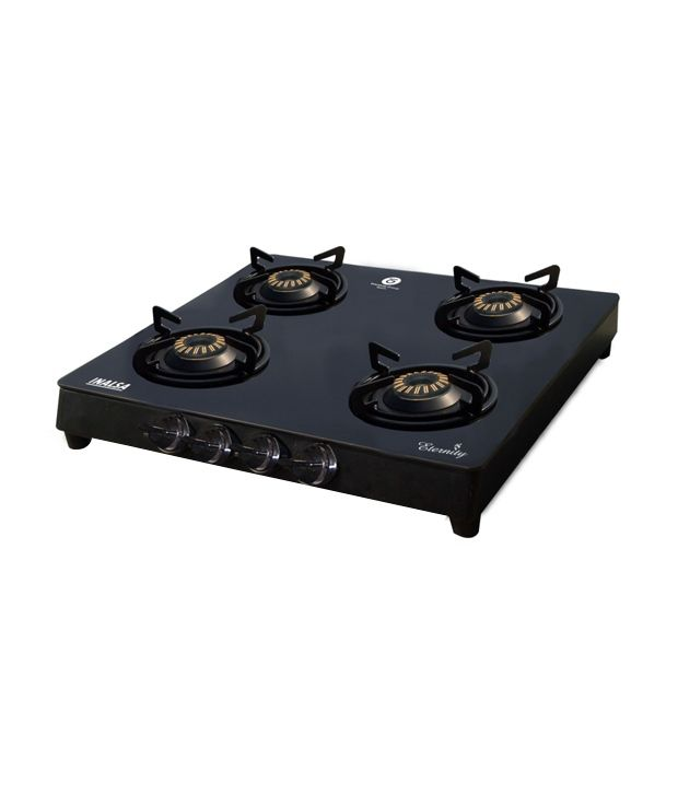 Inalsa Eternity 4B 4 Burner Gas Cooktop