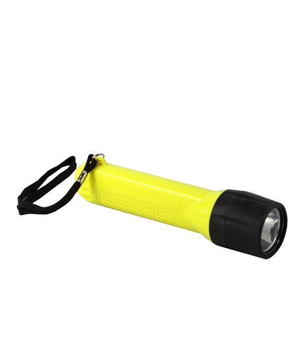 Night Searcher Intrinsically Safe LED Flashlight EX60 ATEX