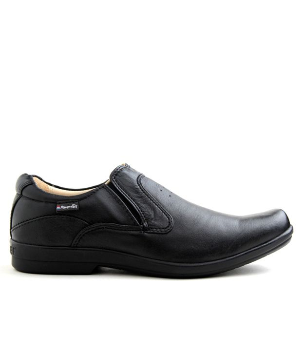47c8f8fd9a Red Chief Black Formal Shoes Price in India- Buy Red Chief Black Formal  Shoes Online at Snapdeal