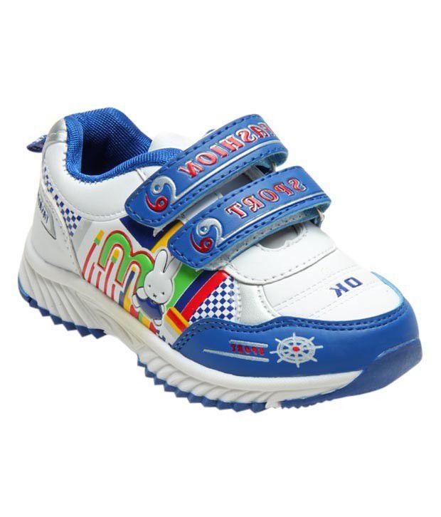 Universal Blue Rabbit Fashion Shoes For Kids