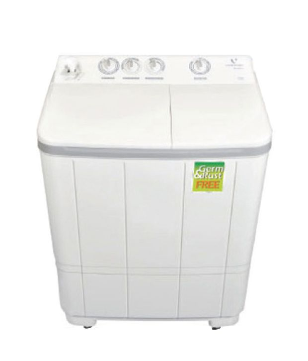 Videocon VS68E11-BSA-SA Semi-Automatic 6.8 kg Washing Machine
