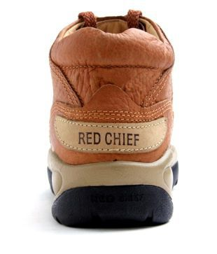 Red Chief Strong Brown Casual Shoes