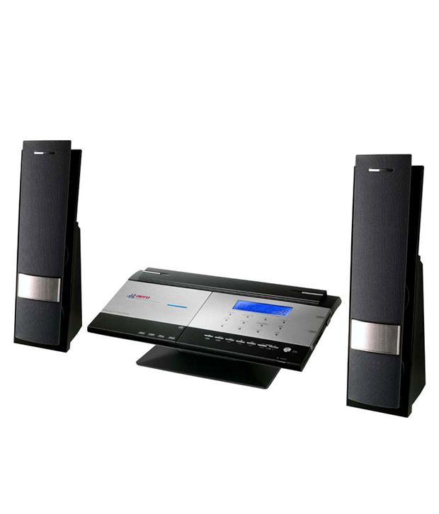 Buy aero digital home audio system sleek design wall for Home audio system design
