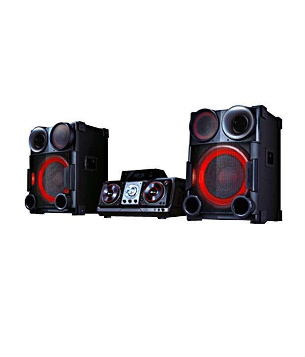 LG CM9730 DJ X-Boom