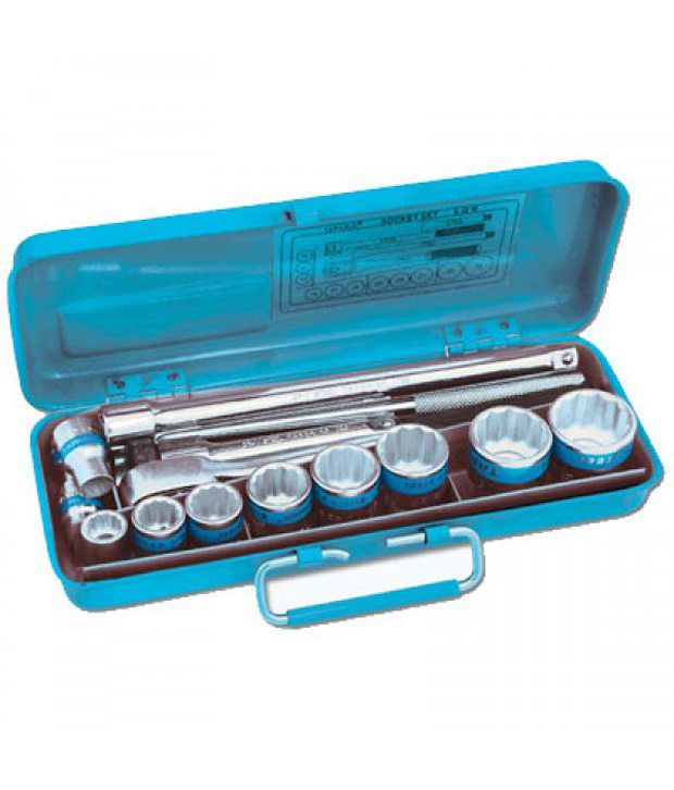 Taparia-S14MXL-Exel-Sockets-Set