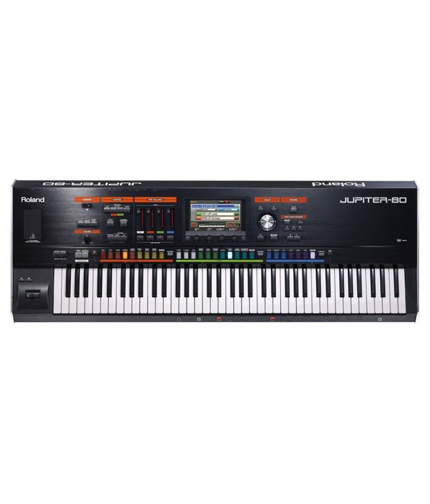 roland jupiter 80 synthesizer buy roland jupiter 80 synthesizer online at best price in india. Black Bedroom Furniture Sets. Home Design Ideas