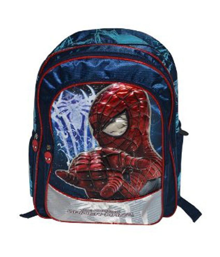 Simba Trendy Ghost Spider Backpack