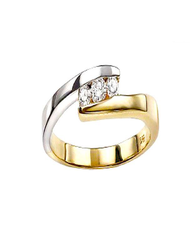 AG Alluring 3 Diamond Ring