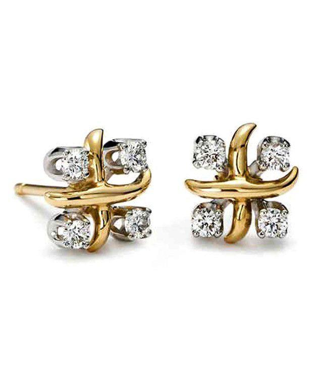 Facetz Lovely Diamond Earrings