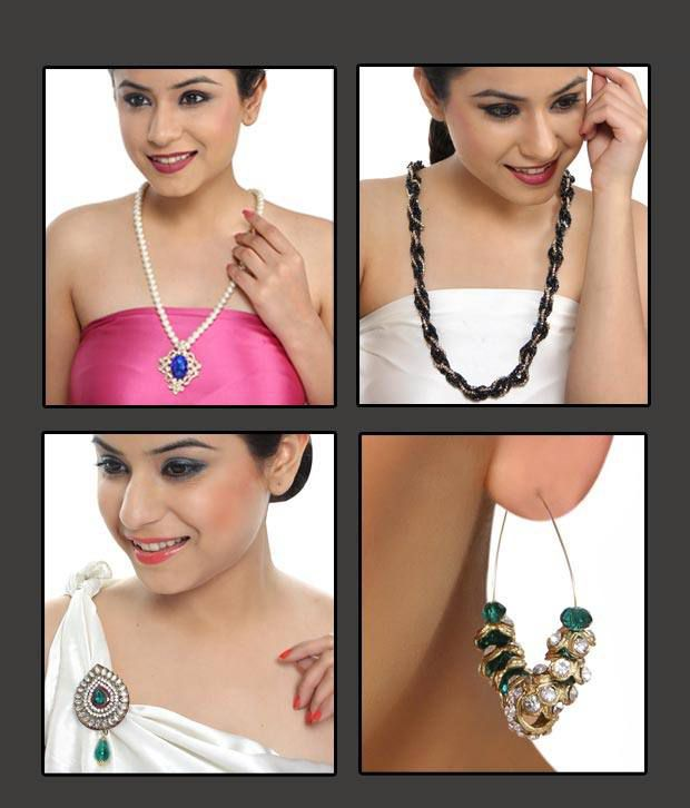Pari Resplendent Jewellery Combo