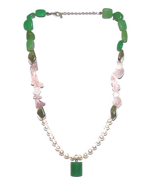 Piebee  Rich Multicolour Necklace