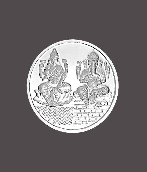 Revlis 50 Gram Round Silver Coin - COIN50