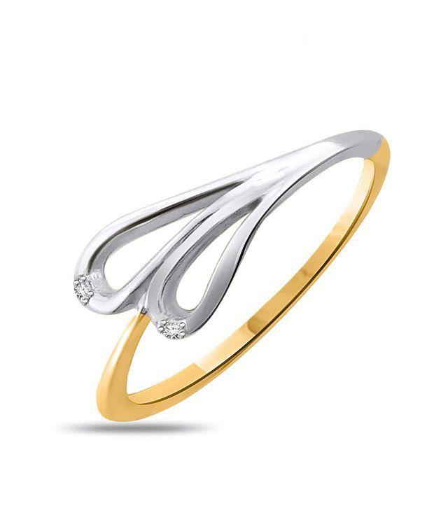 Sparkles Jazzy Diamond Ring
