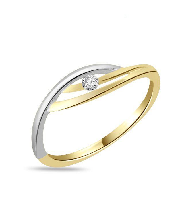 Sparkles Trendy Diamond Ring