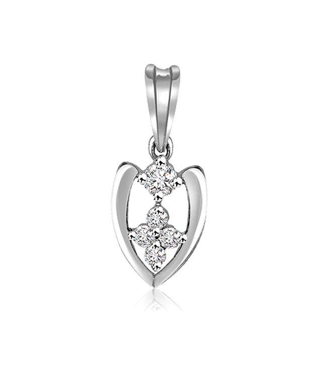 Surat Diamond Lucent Star Pendant